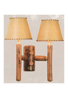 Rocky Mountain Double Sconce