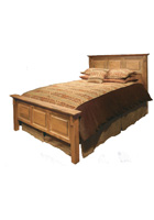 Trails Mantel Match Bed