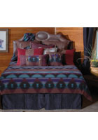 Painted Desert Bedroom Linens