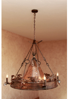 Pony Express Chandelier