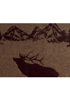 Rocky Mountain Elk Fabric