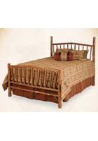 Sunburst Match Bed