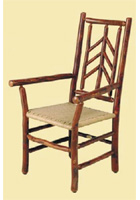 Smoky Mountain Arm Chair