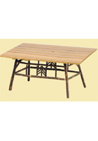 Smoky Mountain Rectangular Dining Table