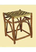 Sun Valley Woven Top Side Table