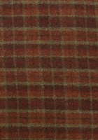 River Plaid VI Fabric
